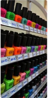 Магазин материалов для наращивания ногтей в Москве Неил Кутюр
