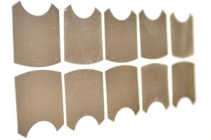 металлические подложки для форм