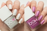 Лак для ногтей Bow nail polish  PURITY