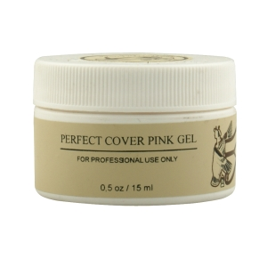 Perfect Cover Pink Gel 15 мл RA Камуфлирующий гель ― Nail Couture